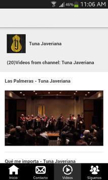 Tuna Javeriana apk screenshot