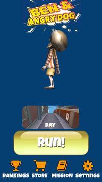 Bean And  The Angry Dog screenshot 1