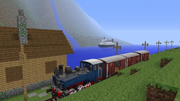 Train Ideas Minecraft apk screenshot