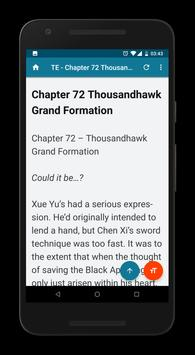 Web Reader screenshot 1