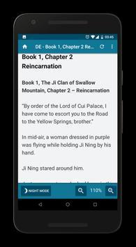 Web Reader screenshot 5