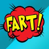 Fart button sound noises! icon