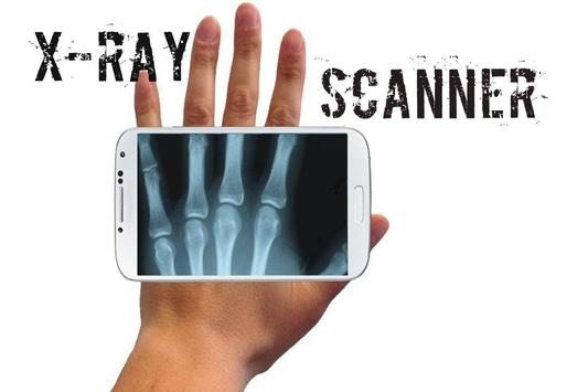 Xray Scanner Joke screenshot 1