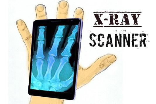 Xray Scanner Joke screenshot 2