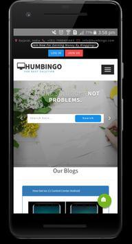 Humbingo poster