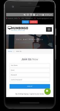 Humbingo screenshot 3