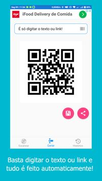 Super Code   Leitor e Gerador de Código de Barras screenshot 2