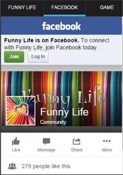 Funny Life poster