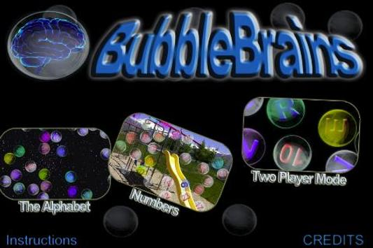 Bubble Brains 1.0 poster
