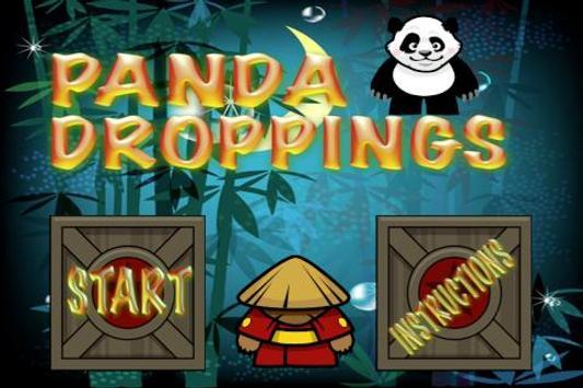 Panda Droppings poster