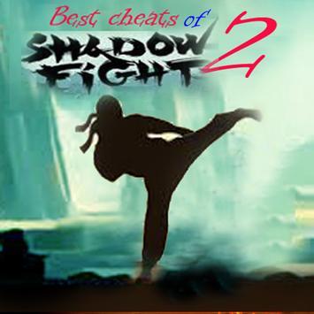 Best Cheat of Shadow Fighter2 apk screenshot