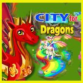 City for Dragon icon