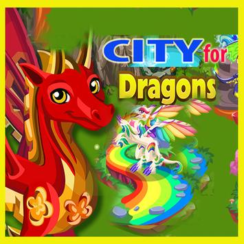 City for Dragon poster
