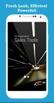 AK Sales Tools poster