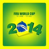Piala Dunia 2014 icon