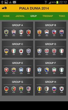 Piala Dunia 2014 screenshot 3