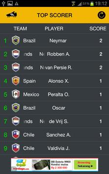 Piala Dunia 2014 screenshot 11