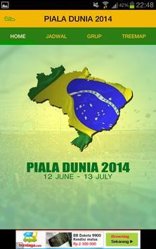 Piala Dunia 2014 screenshot 1