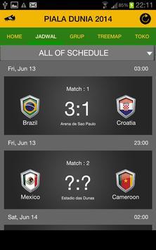 Piala Dunia 2014 screenshot 2