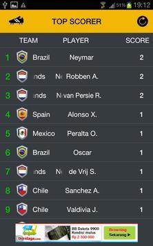 Piala Dunia 2014 screenshot 5