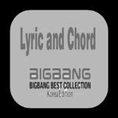 Lyric and Chord Korean Song Big Bang icon