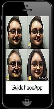 Guide FaceApp screenshot 1