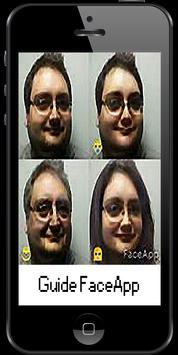 Guide FaceApp screenshot 2