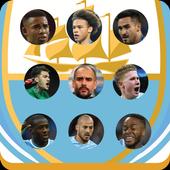 Players MANCITY FC Quiz Game icon