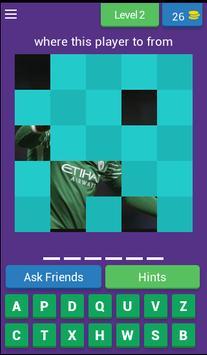 Players MANCITY FC Quiz Game screenshot 1