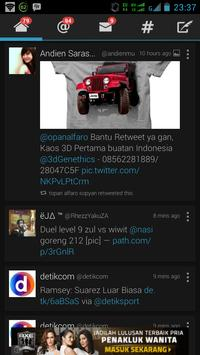 Twittanic® apk screenshot