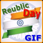 Republic Day Gifs 2017 icon