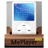 MePlayer Audio icon