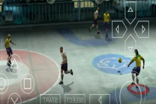 New Fifa Street 2 FREE Hint & Strategy poster