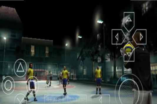 New Fifa Street 2 FREE Hint & Strategy screenshot 1