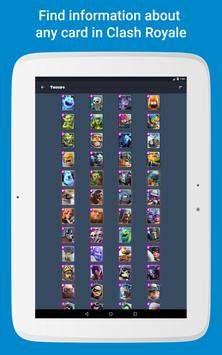 OneForAll Clash Royale | Decks, Chests, Stats apk screenshot