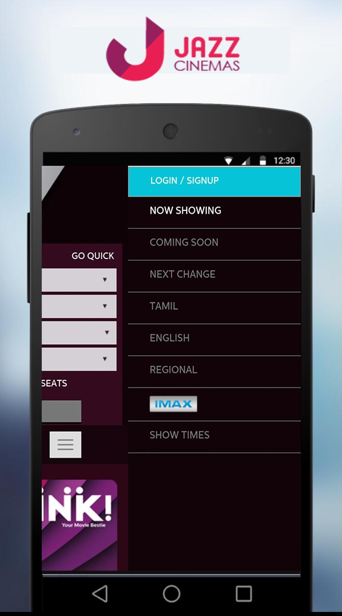 Jazz Cinemas - LUXE for Android - APK Download