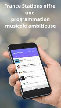 France Stations - Écouter Saxo Jazz screenshot 4