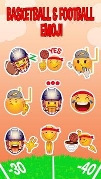 GO Keyboard Sticker NFL Emoji for Android - APK Download