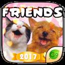 Keyboard Sticker Pet Friends APK