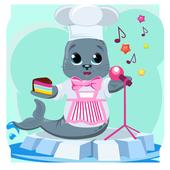Emoji Cookie Stickers icon