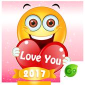 GO Keyboard Sticker Emoticon icon