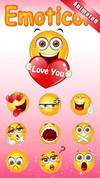 GO Keyboard Sticker Emoticon poster