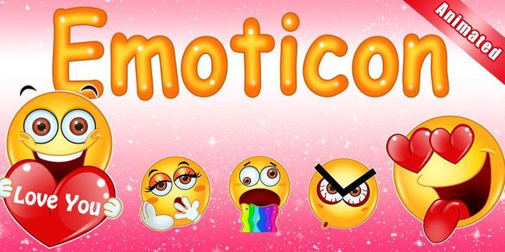 GO Keyboard Sticker Emoticon screenshot 1