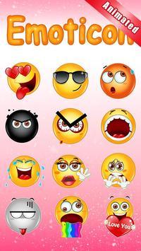 GO Keyboard Sticker Emoticon screenshot 5