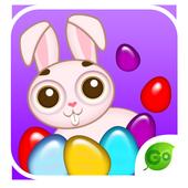 GO Keyboard Sticker Easter Bunny icon