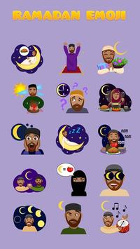 GO Keyboard Sticker Ramadan Emoji apk screenshot