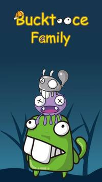 GO Keyboard Family Sticker poster