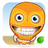 GO Keyboard Luchador Sticker icon