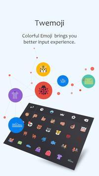Twemoji - Fancy Twitter Emoji apk screenshot