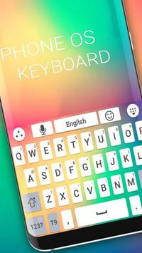 New phone OS 2018 keyboard screenshot 1